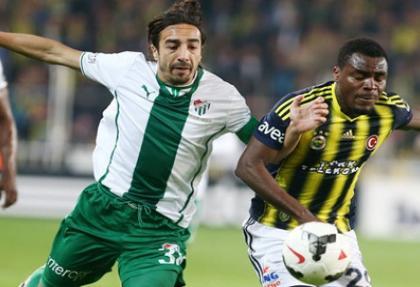 Fenerbahçe Bursaspor maç sonucu: 3-0