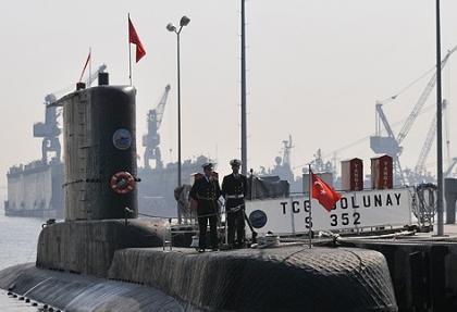 Türk donanmasının derinlerdeki gücü