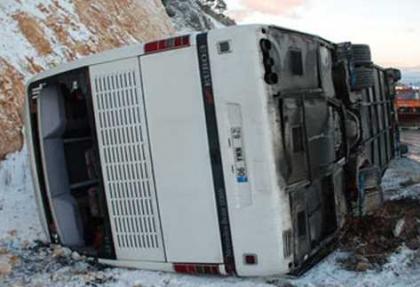 Kayseri'deki kazada yaralıların isimleri belli oldu