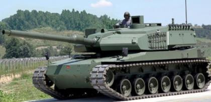 milli tank altay seri uretime dogru