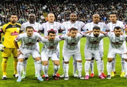 Spor Toto Süper Lig'in tek kırmızı kart görmeyen takımı