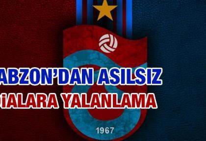 Trabzonspor'dan Otyakmaz'a tepki