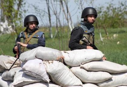 ukrayna ordusu slavyansk'ta operasyon baslatti
