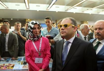 Bakan Kılıç'dan İhlas Koleji'nin 3D eğitimine övgü