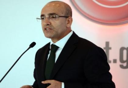 Mehmet Şimşek 'büyüme beklentileri aştı'