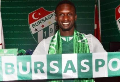 Milanlı yıldız Bursaspor'a imzayı attı!