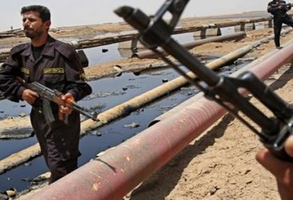 'Petrolde risk zirvede'