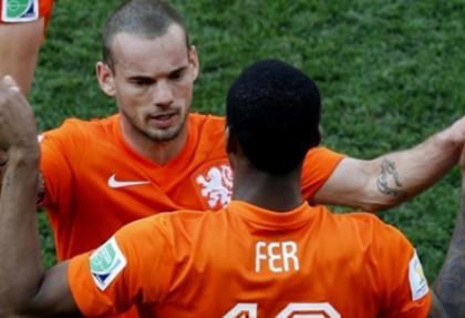 Sneijder: Saygısızca Bir Yaklaşım