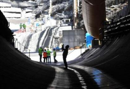 Avrasya Tüneli Projesi ilk kez görüntülendi