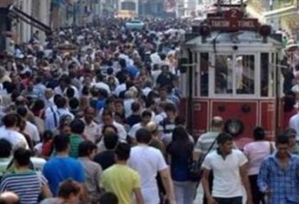 Avrupa'da her açıdan en genc Türkiye oldu
