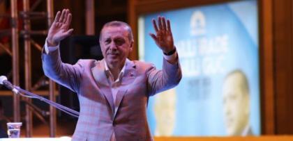 Erdoğan'ın, Paralel Yapıyı yok etmede haklı kararlılığı