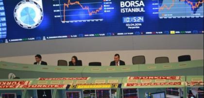 Borsa 14 ayın zirvesinde.. dolar ve euro gümledi
