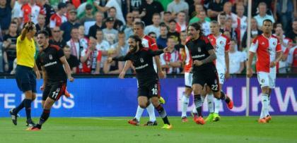 Feyenoord-Beşiktaş maçı 2. yarı / CANLI