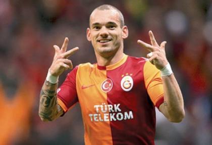Galatasaray'a Sneijder için çılgın teklif!