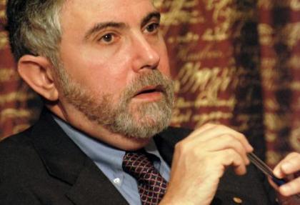 krugman: ''bardagin yarisi dolu yarisi bos''