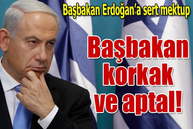 İsrailli profesör'den Erdoğan'a çılgın mektup