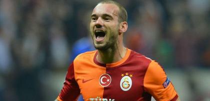 sneijder'den g.saray'a surpriz teklif!