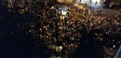 Filistin halkı, Gazze için ayaklandı