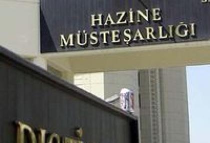 Hazine 1 milyar 48,7 milyon lira borçlandı