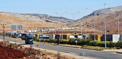 Türk tır şoförlerine İran'dan jest