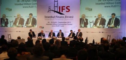 5. istanbul finans zirvesi basladi