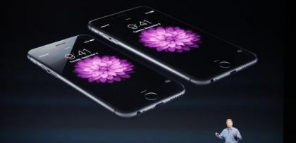 apple'in yeni telefonu siparis rekoru kirdi