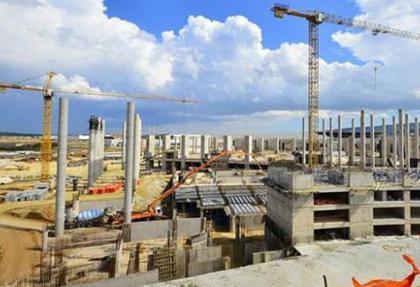 İzmir Yeni Fuar Alanı inşaatında çalışmalar durduruldu