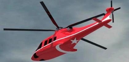 yerli helikopterin ilk goruntuleri