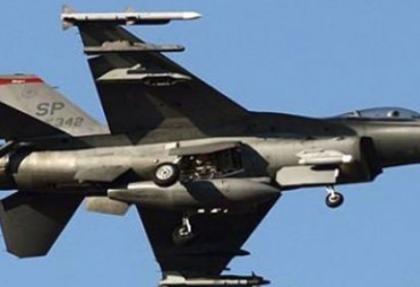 Danimarka F16'ları gönderdi