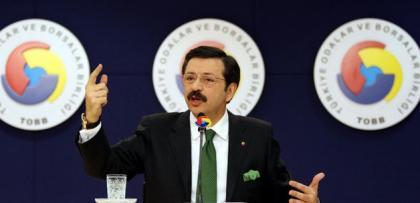 """Hisarcıklıoğlu: """"Her ülkenin gümrük kapılarından mal soktuk"""""""