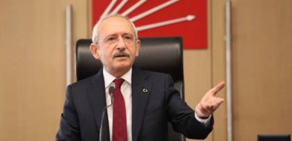 """Kılıçdaroğlu uykudan uyandı: """"Tezkereyi hemen çıkartalım"""""""