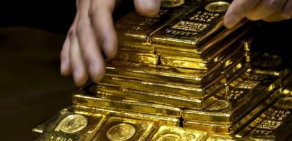 Altın fiyatları alçak sürünme modunda