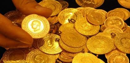 Altın'ın 10 aylık ithalatında rekor düşüş