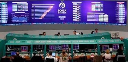 Borsa İstanbul 1,5 ayın zirvesinde