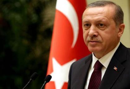Erdoğan'dan Cerablus mesajı