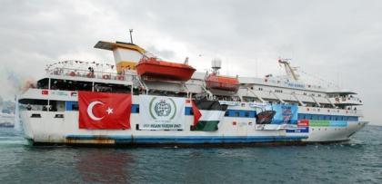 İsrail'in Mavi Marmara savaş suçu, Uluslararası Ceza Mahkemesi'nde onaylandı