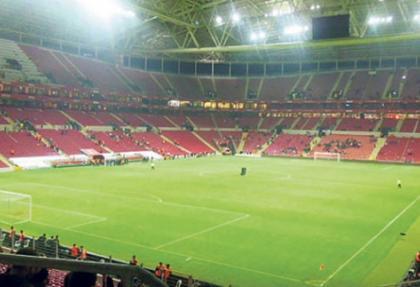 TT Arena'da güvenlik üst düzeyde