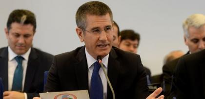 """Bakan Canikli: """"İran sınırındaki sorun aşıldı"""""""