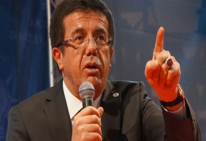 """Bakan Zeybekçi: """"Dolara müdahale edilmemeli"""""""