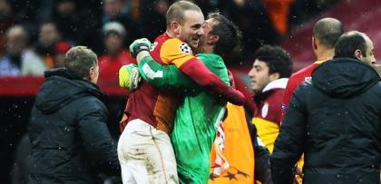 Sneijder ve Muslera'da son karar!