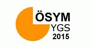 ÖSYM 2015 YGS başvuruları başladı