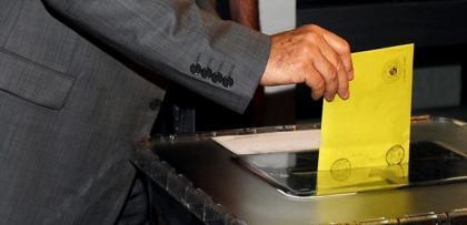 Gümrüklerde oy işlemi 8 Mayıs'ta
