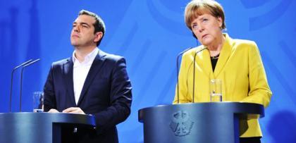 """Yunanistan, Almanya'dan 279 milyar € istedi.. Cevap: """"Aptalca"""""""