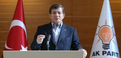 Yargı reformunu Başbakan Davutoğlu tanıttı