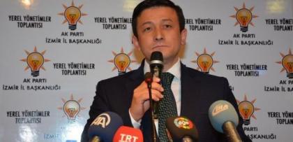 Taklacı tuzluk İdris Naim de kurduğu partiden istifa etti