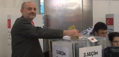 Atatürk Havalimanı'ında oy verme işlemi başladı