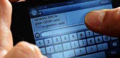 sms almak istemeyen vatandasa onemli uyari!