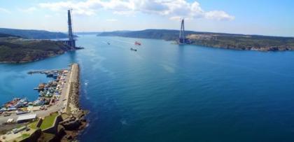 """3. Köprü, mahkeme yolları tarafından kesildi: """"EKOLOJİ"""""""