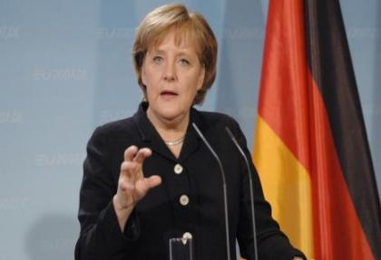 Almanya Başbakanı Merkel'in maaşı 18 bin Euro