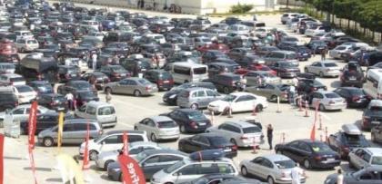 Kapıkule'den 2 günde 60 bin kişi Türkiye'ye girdi